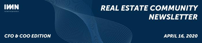 Real Estate Community Newsletter